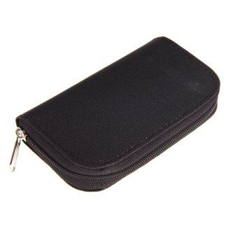 Harga MemoryCard Storage Carrying CaseHolder Wallet For CF/SD/SDHC/MS/DS 3DS Game - Intl