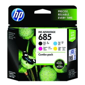 Harga HP 685 Black + HP 685 Combo Pack