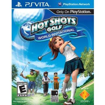 Harga Ps vita Everybody Golf