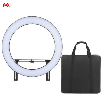 Harga FalconEyes DVR-512DVC Video Camera Photography Studio Outdoor LED Ring Light Fill-in Lamp CRI90+ 3200K-5600K Adjustable Color Temperature