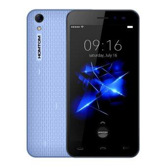 Harga HOMTOM HT16 Pro Smartphone 4G 5.0 Inches 2GBRAM 16GB ROM Blue