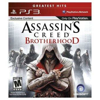 Harga Assassin's Creed: Brotherhood - Playstation 3