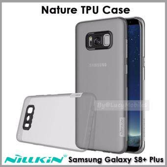 Harga NILLKIN Nature TPU Case SAMSUNG Galaxy S8+ Plus Casing Cover (Grey)
