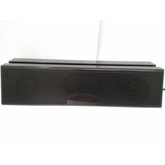 Harga K310 USB Sound Bar Multimedia Speaker - Black