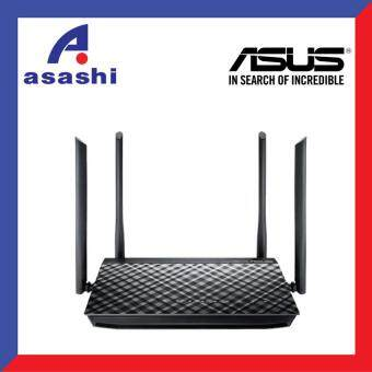 Harga Asus RT-AC1200G+ Dual-band Wireless-AC1200 Router (AiRadar beamforming technology)