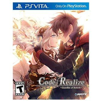 Harga Code: Realize Guardian of Rebirth - PlayStation Vita