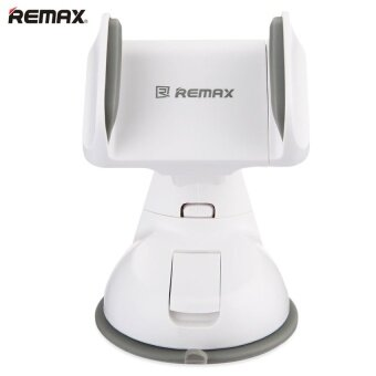 Harga REMAX RM - C06 Car Mount Holder Stand (White)