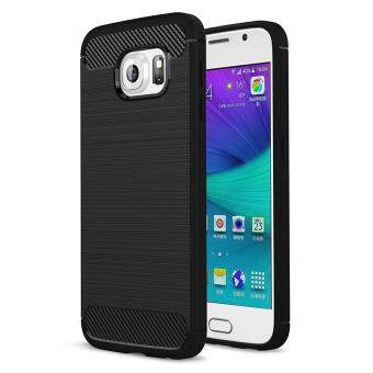 Harga BYT Carbon Rugged Armor Cover Case for Samsung Galaxy S6