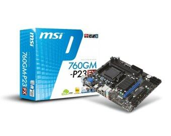 Harga Msi Socket Am3 760gm-p23fx Motherboard