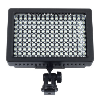 Harga Lightdow Pro LD-160 LED Video Lamp Light for Canon Nikon Camera DV Camcorder