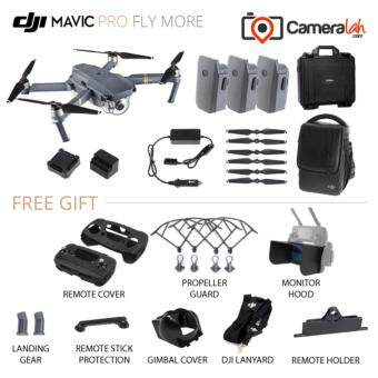 Harga [READY STOCK] DJI Mavic Pro FLY MORE Combo (Official DJI Malaysia Warranty)