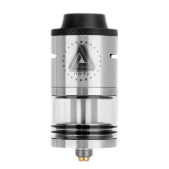 Harga Ijoy Limitless RDTA Tank for Vape & Electronic Cigarettes (Silver)