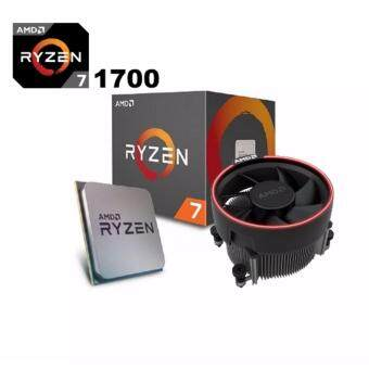 Harga AMD Ryzen™ 7 1700 Socket AM4 Processor (8 Core 3.0GHz/3.7GHz)