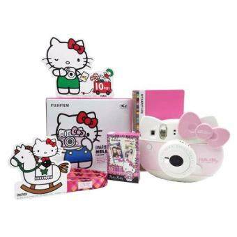 Harga Fujifilm Instax Mini Kitty Package (Instax Mini Kitty + Kitty Strap + Kitty Film + Kitty Close up + Sticker)