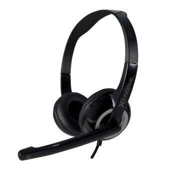 Harga SonicGear Xenon 2 Stereo Headset (Light Grey)