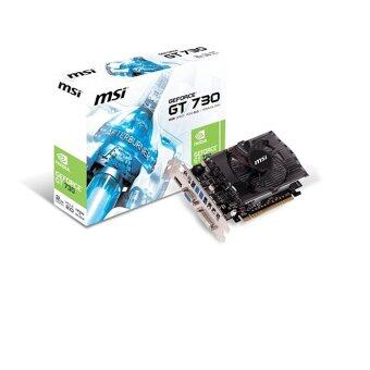 Harga MSI NVIDIA PCIE GEFORCE GT730 2GB DDR3