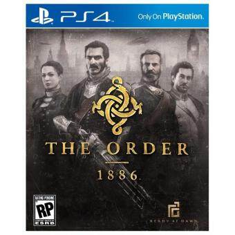 Harga PS4 THE ORDER 1886-R2