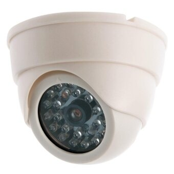 Harga Fake Dummy Waterproof CCTV Camera Home Dome Security Surveillance LED System