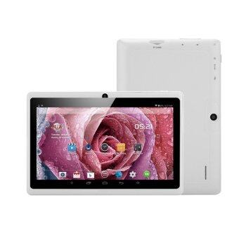 Harga Meraki Cell Tech (Vanilla White) 7 Inch Dual Core 4.2 Online Surfing & Gaming Tablet + VIP Warranty