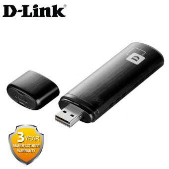 Harga D-Link DWA-182 Wireless AC 1200Mbps Dual-Band USB Adapter