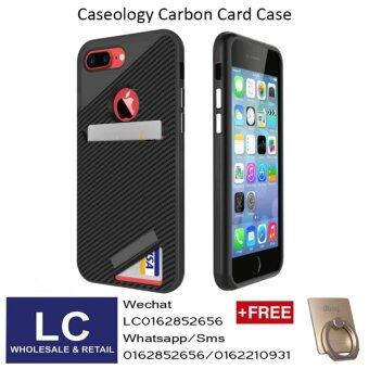 Harga Caseology Carbon Card Case For Apple iPhone 6 / iPhone 6s