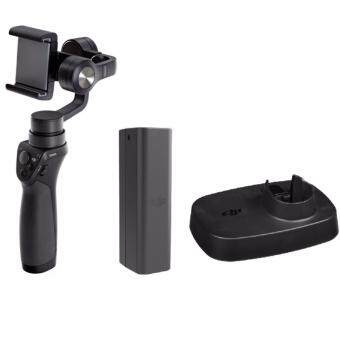 Harga (DJI Malaysia Warranty) DJI Osmo Mobile + Osmo Intelligent Battery + Osmo Base