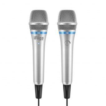 Harga IK Multimedia iRIg Mic HD handheld digital microphone