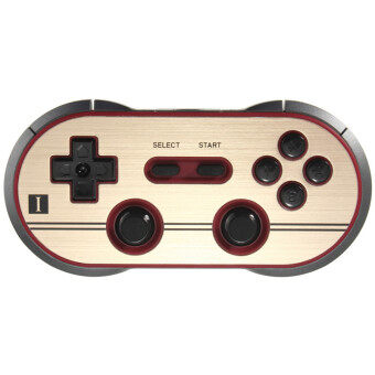 Harga 8Bitdo NES30 PRO Bluetooth Wireless Controller GamePad Supports Two Players