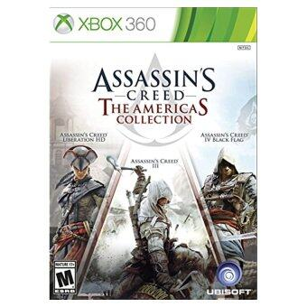 Harga Assassin's Creed: The Americas Collection - Xbox 360 Standard Edition