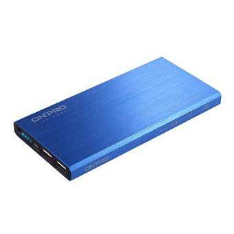 Harga Onpro MB-M12 Power Bank 12,000 mAh,Ultra Slim & Aluminium