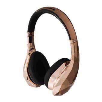 Harga Monster DiamondZ On-Ear Wired Headphones - Rose gold