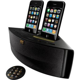 Harga Altec Lansing Octiv Duo M202 For iPod iPhone 4 (Black)