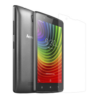 Harga Buy one, get one free Tempered Glass Screen Protector 0.3mm for Lenovo A2010 (Arc Edge) (Clear)