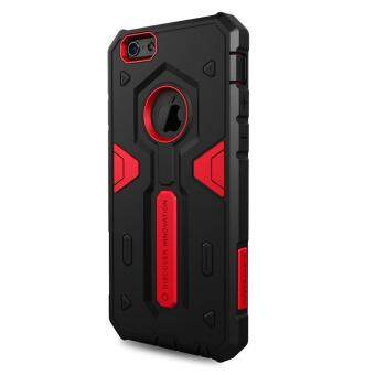Harga 2017 Hot Nillkin Defender 2 Shockproof Armor Case for iPhone 6 6S Plus 5.5 inch Tough Rugged Shield Back Cover Armour Phone Case (red)
