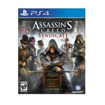 Harga (PS4) Assassin's Creed: Syndicate (R2/ENG)