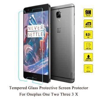 Harga New Arrival Tempered Glass for Oneplus One Screen Protector Protective Film for OnePlus One Explosionproof Guard