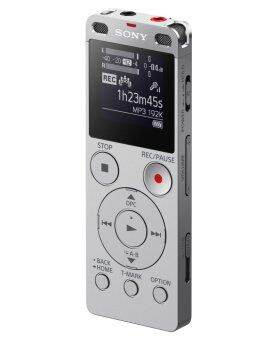 Harga Sony Stereo IC Recorder 4GB with Fm Tuner ICD-UX560F / S (Silver)
