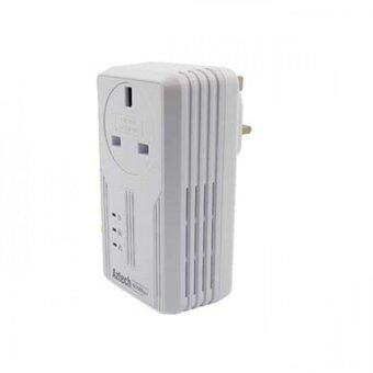 Harga Aztech HL119EP HomePlug AV2 600Mbps with AC Pass-Through