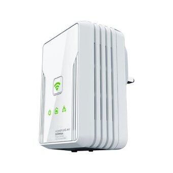 Harga Aztech HL113EW Homeplug AV 200Mbps Single-Band Wireless-N Extender
