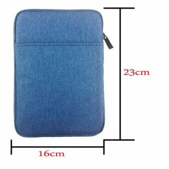Harga 7 7.9 inch universal case pouch sleeve for ipad Mini samsung tab chuwi kindle fire Hd 7 tablet