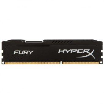 Harga Kingston HyperX FURY 8GB 1600MHz DDR3 DIMM - Black (HX316C10FB/8)