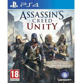 Harga PS4 Assassin's Creed: Unity (ENG) Digital Download