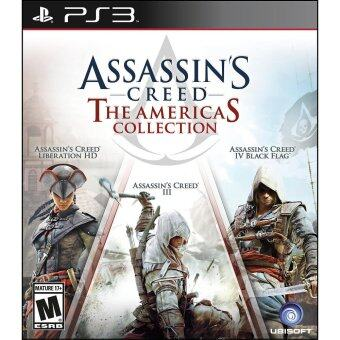 Harga Ps3 Assassin Creed The Americas Collection-3IN1