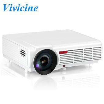 Harga Vivicine LED96 1080p Full HD Portable LED Multimedia Home Theater Multimedia Projector,200W LED Lamp Overhead Proyector Beamer