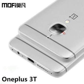 Harga MOFI TPU for Oneplus 3 compatible with oneplus 3t case silicon back cover transparent color