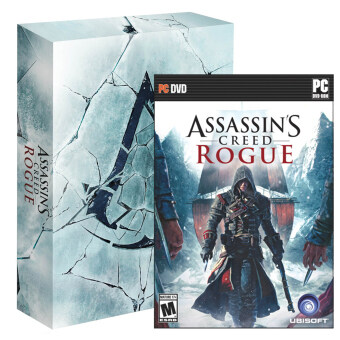 Harga PC ASSASSINS CREED ROGUE ARTBOOK EDITION
