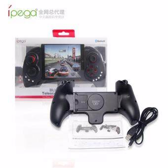 Harga iPEGA PG-9023 Wireless Bluetooth Gaming Controller Gamepad Joystick for Android IOS Tablet PC