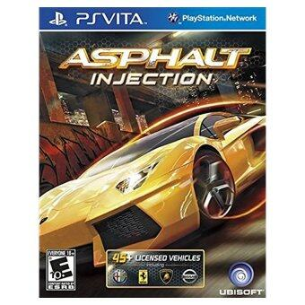 Harga Asphalt: Injection - PlayStation Vita