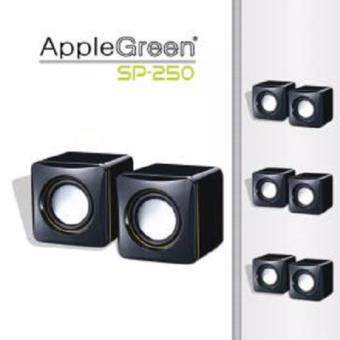 Harga Apple Green SP250 Multimedia Mini Speaker