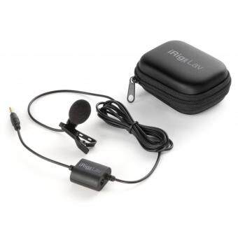 Harga IK Multimedia iRig Mic Lav Broadcast audio goes mobile